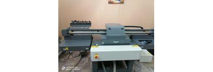 20-й юбилейный запуск УФ принтера 6090 в Орле!