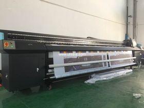 Рулонный УФ принтер ULTRAJET 5104 в магазине Ультра-С
