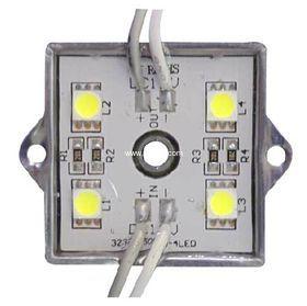 Светодиодный модуль 4 SMD 5050 IP 67 в магазине Ультра-С