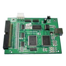 Плата USB на XAAR 126 для InfinitiChallenger FY-33VB в магазине Ультра-С